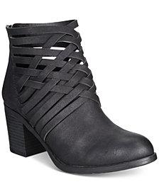 American Rag Varya Ankle Booties, Created for Macy's