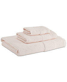Kassatex Maison Cotton Reversible Textured Washcloth