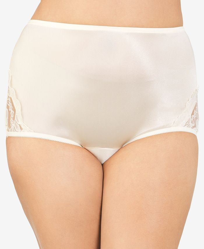 Vanity Fair - Perfectly Yours Lace Nouveau Nylon Brief 13001