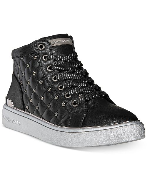 d98329166ac6 ... Michael Kors Ivy Rome High-Top Sneakers