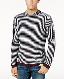 Tommy Hilfiger Men's Donald Stripe Sweater