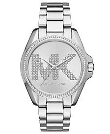 Women's Bradshaw Stainless Steel Bracelet Watch 43mm