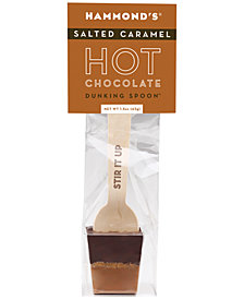Hammond's Candies Salted Caramel Hot Chocolate Dunking Spoon