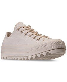 Converse Women's Chuck Taylor Ox Ripple Casual Sneakers from Finish Line