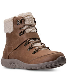 Skechers Women's Relaxed Fit: Reggae Fest Boots from Finish Line