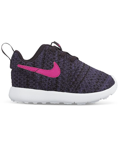 Nike Toddler Girls  Roshe One Casual Sneakers from Finish Line ... 0b4738146