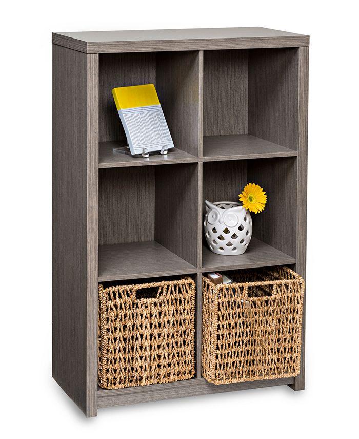 Honey Can Do - 6-Cube Organizer
