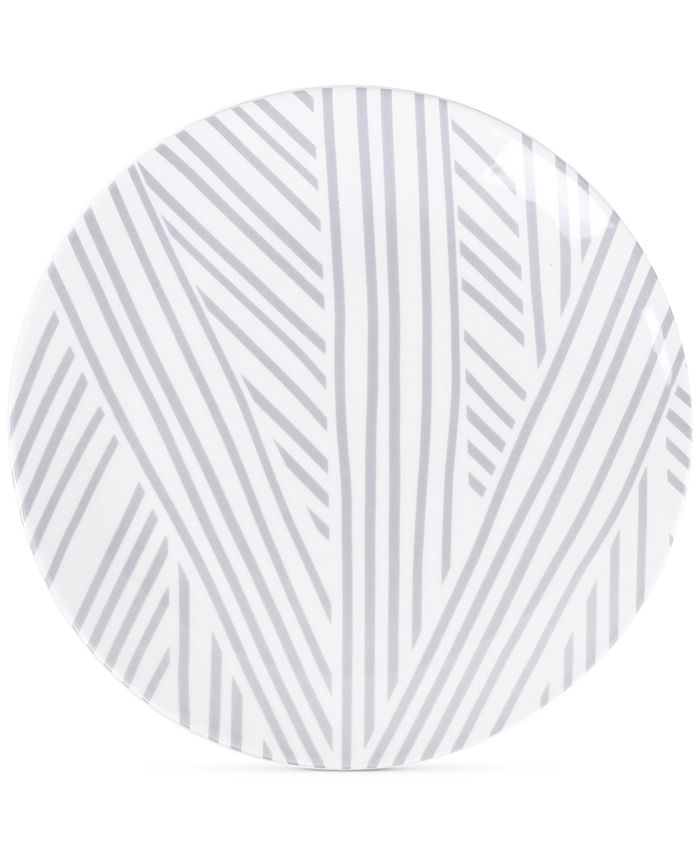 Coton Colors - Stone Overlap Dinner Plate