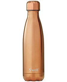 S'Well® 17-oz. Metallic Rose Gold Water Bottle