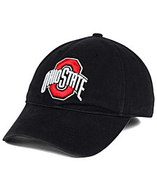 J America Ohio State Buckeyes Playmaker Fitted Cap