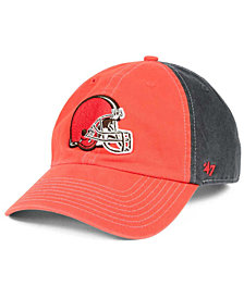 '47 Brand Cleveland Browns Transistor CLEAN UP Cap