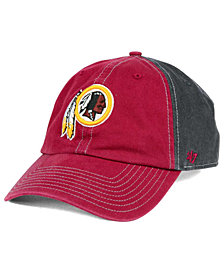 '47 Brand Washington Redskins Transistor CLEAN UP Cap