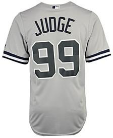 Men's Aaron Judge New York Yankees Player Replica Cool Base Jersey