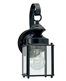 "Sea Gull Jamestowne 17"" Wall Lantern"