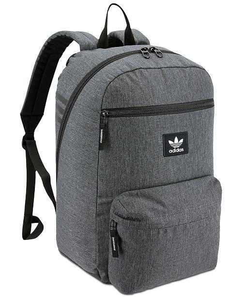 adidas Men s Originals Backpack - Bags   Backpacks - Men - Macy s 6c4cd3f1e96f