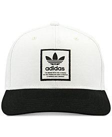 adidas Men's Originals Patch Logo Hat