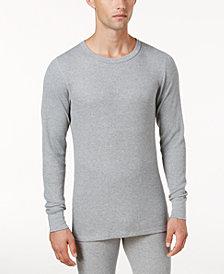 Alfani Men's Big & Tall Thermal Shirt, Created for Macy's