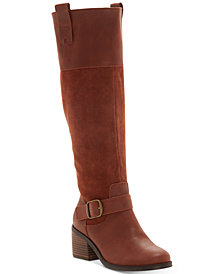 Lucky Brand Women's Kailan Riding Boots