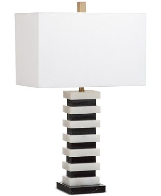 Safavieh Hugo Marble Table Lamp Lighting Lamps Home Macy S