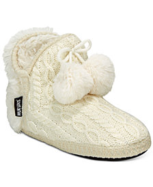 Muk Luks® Women's Amira Boot Slippers