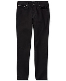 Ralph Lauren Straight-Fit Jeans, Big Boys