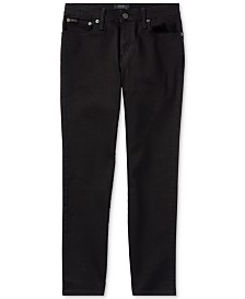 Polo Ralph Lauren Big Boys Straight-Fit Jeans