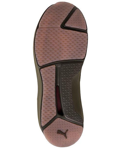 Puma Women s Fierce Nubuck Naturals Casual Sneakers from Finish Line ... 470004062