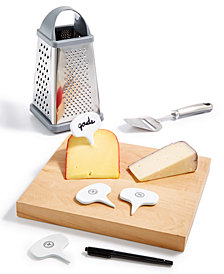 Martha Stewart Collection Good Tools for Cheese, Created for Macy's