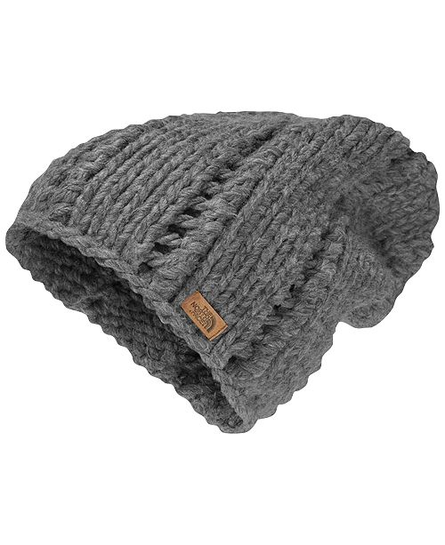 5f8c01086c8 The North Face Chunky Knit Beanie   Reviews - Women s Brands - Women ...