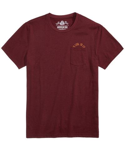American Rag Men's So Cool Pocket T-Shirt, Created for Macy's