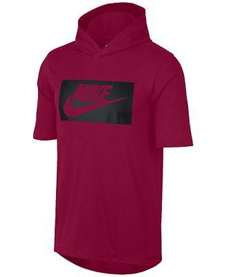 Nike Sportswear Futura Hooded T-Shirt