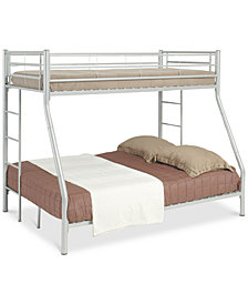 Calden Kid's Bunkbed - Twin/Full, Quick Ship