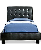 Sorana Full Bed with Bluetooth Technology, Quick Ship