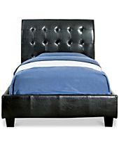 Sorana Twin Bed, Quick Ship