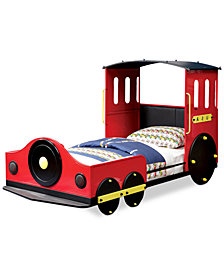 Faren Kid's Twin Bed, Quick Ship