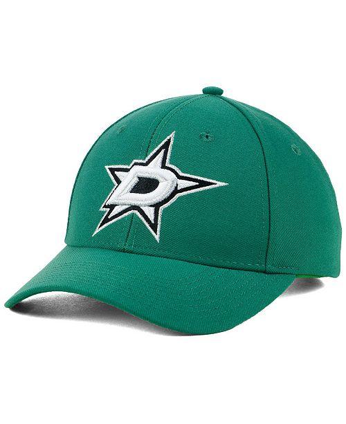 162d55de91c adidas Dallas Stars Core Basic Adjustable Snapback Cap - Sports Fan ...