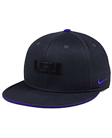 Nike LSU Tigers Col Energy True Snapback Cap