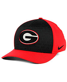 Nike Georgia Bulldogs Just Do It Swooshflex Cap