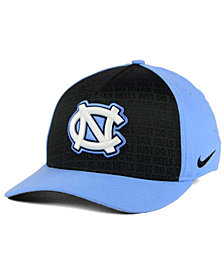 Nike North Carolina Tar Heels Just Do It Swooshflex Cap