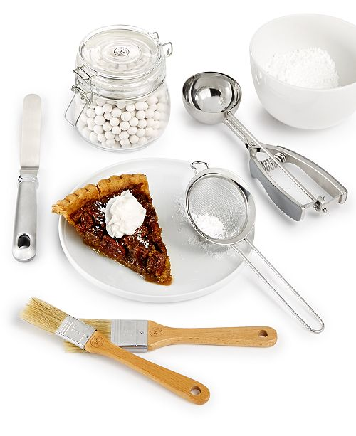Martha Stewart Collection Good Tools for Pastries and Dessert, Created for Macy's
