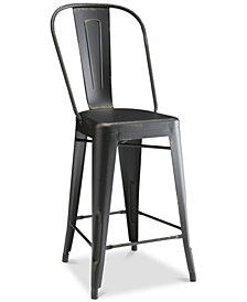 Jensyn Counter Stool (Set Of 2), Quick Ship