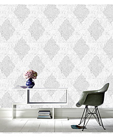 Graham & Brown Cork Medallion Wallpaper