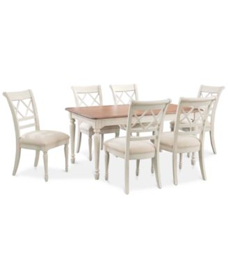 Superb Cape May Dining Set, 7 Pc. (Dining Table U0026 6 Side Chairs