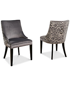 Piper Dining Chair (Set Of 2), Quick Ship