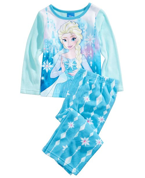 7f45ef81916f Frozen Disney s® 2-Pc. Elsa Pajama Set