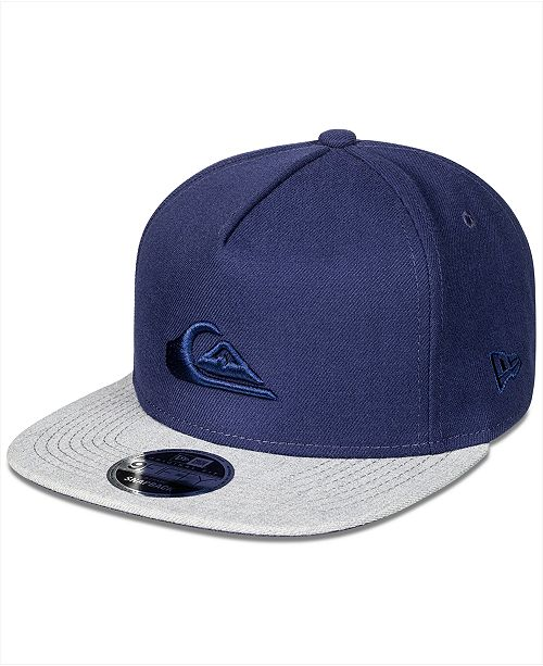 908a2f89 Quiksilver. Men's Stuckles Snap-Back Cap. Be the first to Write a Review.  main image ...