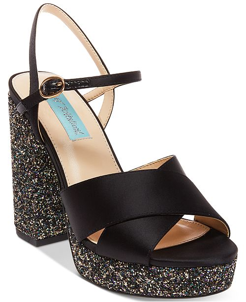 Blue by Betsey Johnson Ollie