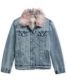 Jessica Simpson Mini Regan Best Friend Jacket, Big Girls
