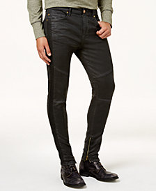 True Religion Men's Racer Skinny Fit Stretch Jeans