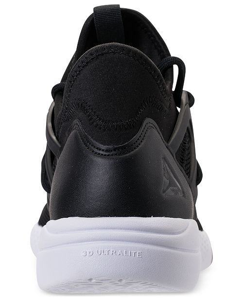 79fd11f88af9 Reebok Women s Hayasu LTD Casual Sneakers from Finish Line   Reviews ...